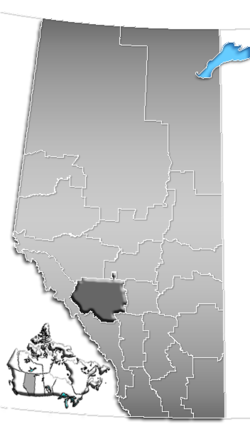 Division No. 9, Alberta Location.png