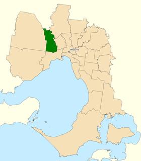 Division of Fraser (Victoria) Australian federal electoral division in Victoria