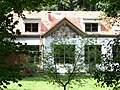 Divoká Šárka 7, Želivka, dům s malbou.jpg