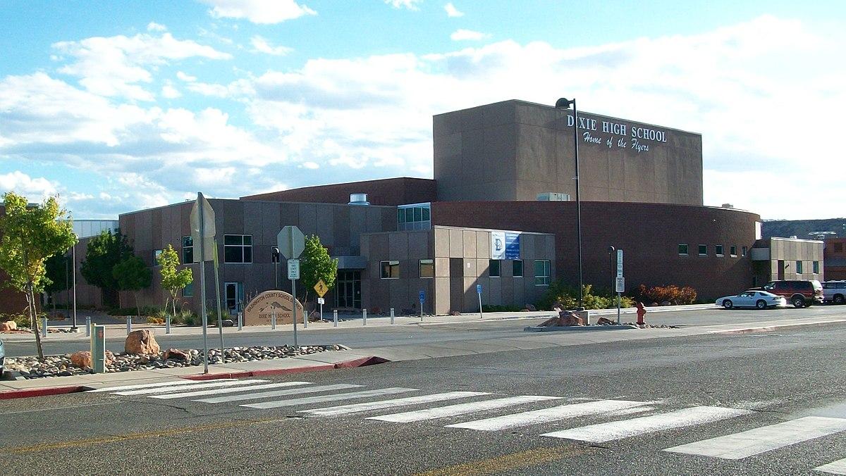 Dixie High School (Utah) - Wikipedia