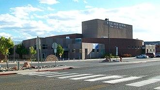 Dixie High School (Utah) - Image: Dixie High School, St George, Utah