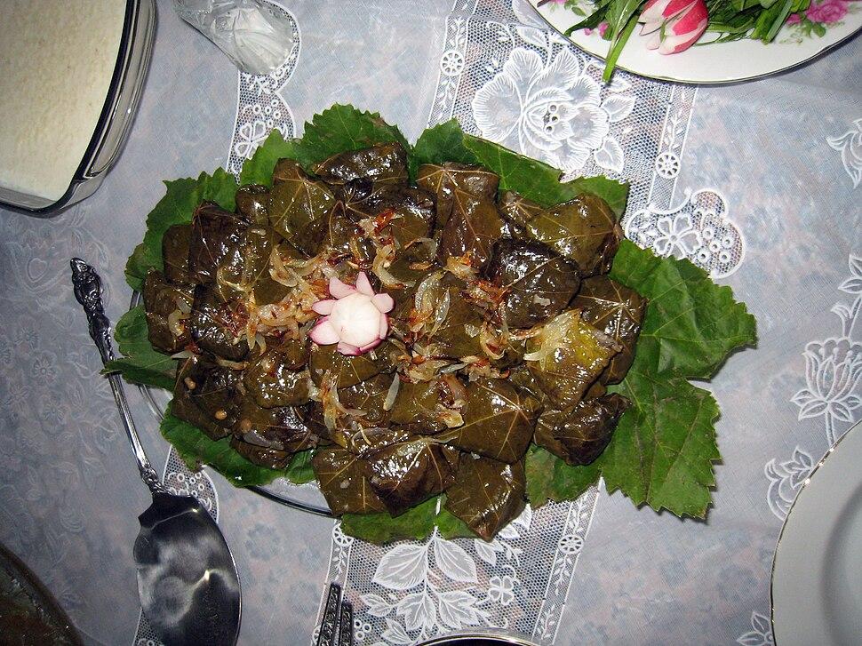 Dolma, Tabriz