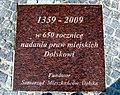 Dolsk Tablica Pamiątkowa.JPG