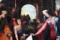 Domenico beccafumi, natività di gesù, 1524 circa, 01.JPG