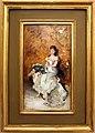 Domenico morelli, studio per il ritratto della signora maglione, 1875-79, 01.jpg