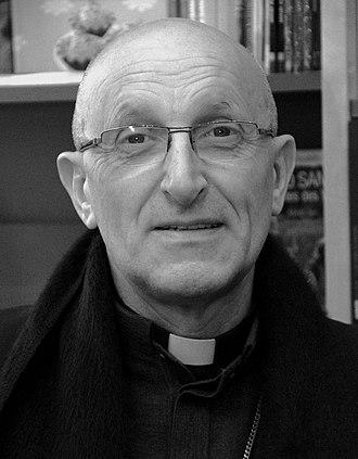 Roman Catholic Diocese of Fréjus-Toulon -  Bishop Dominique Marie Jean Rey