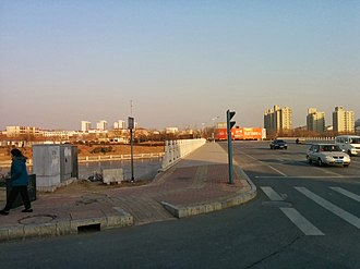 Dongying - Image: Dongying, Shandong, China panoramio (106)