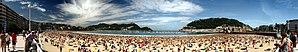 Beach of La Concha - Donostia-San Sebastian