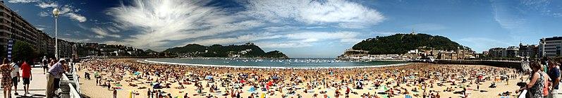 Пляж ля конча