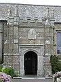 Doorway of St Buryan Church - geograph.org.uk - 1389034.jpg