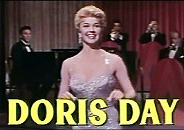 Doris Day in de trailer van Love Me or Leave Me
