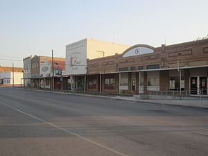 Cotulla, Texas - Downtown Cotulla
