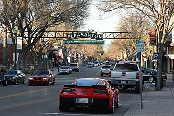 Pleasanton – Travel guide at Wikivoyage