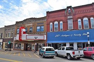Webster City, Iowa City in Iowa, United States