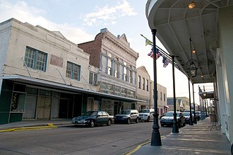 Thibodaux, Louisiana - Downtown