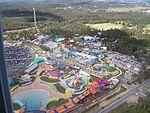Dreamworld Gold Coast from the air.JPG