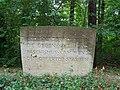 Dresden Nordfriedhof Gedenkstein Opfer des Nationalsozialismus 1.JPG
