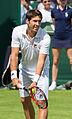 Dušan Lajović, 2015 Wimbledon Championships - Diliff.jpg