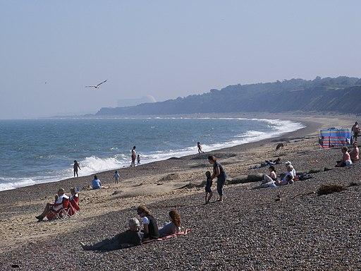 Dunwich Beach - geograph.org.uk - 895320