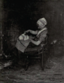 Dutch Painting in the 19th Century - Blommers - Mother's Joy.png