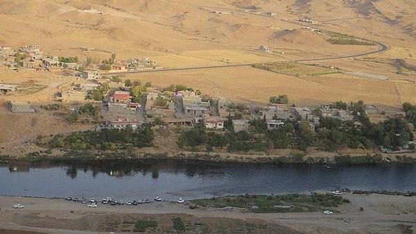 Dyala river