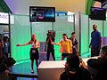 E3 2011 - Dance Central 2 (Xbox) (5822121967).jpg
