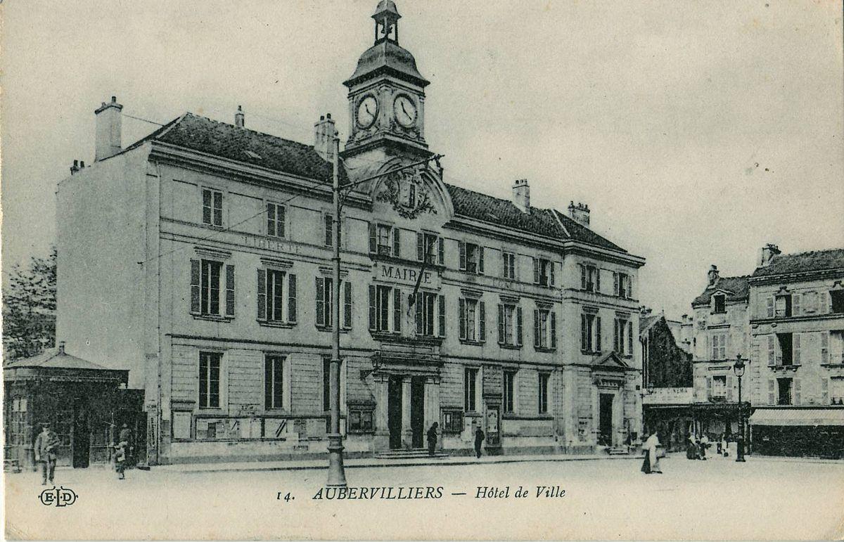 Ville Aulnay Sous Bois