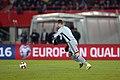 EM-Qualifikationsspiel Österreich-Russland 2014-11-15 068 Igor Akinfeev.jpg