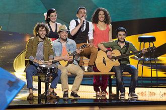 Gianluca Bezzina - Bezzina at the 2013 Eurovision Song Contest