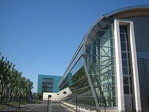 European Pharmacopoeia - EDQM building, Strasbourg, France