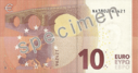 EUR 10 reverse (2014 issue)