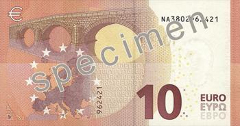 Billet De 10 Euros Wikipedia