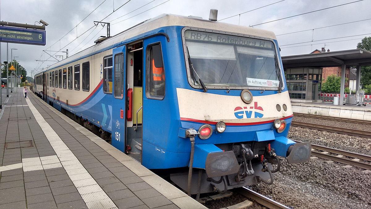 Weser Aller Bahn Wikipedia