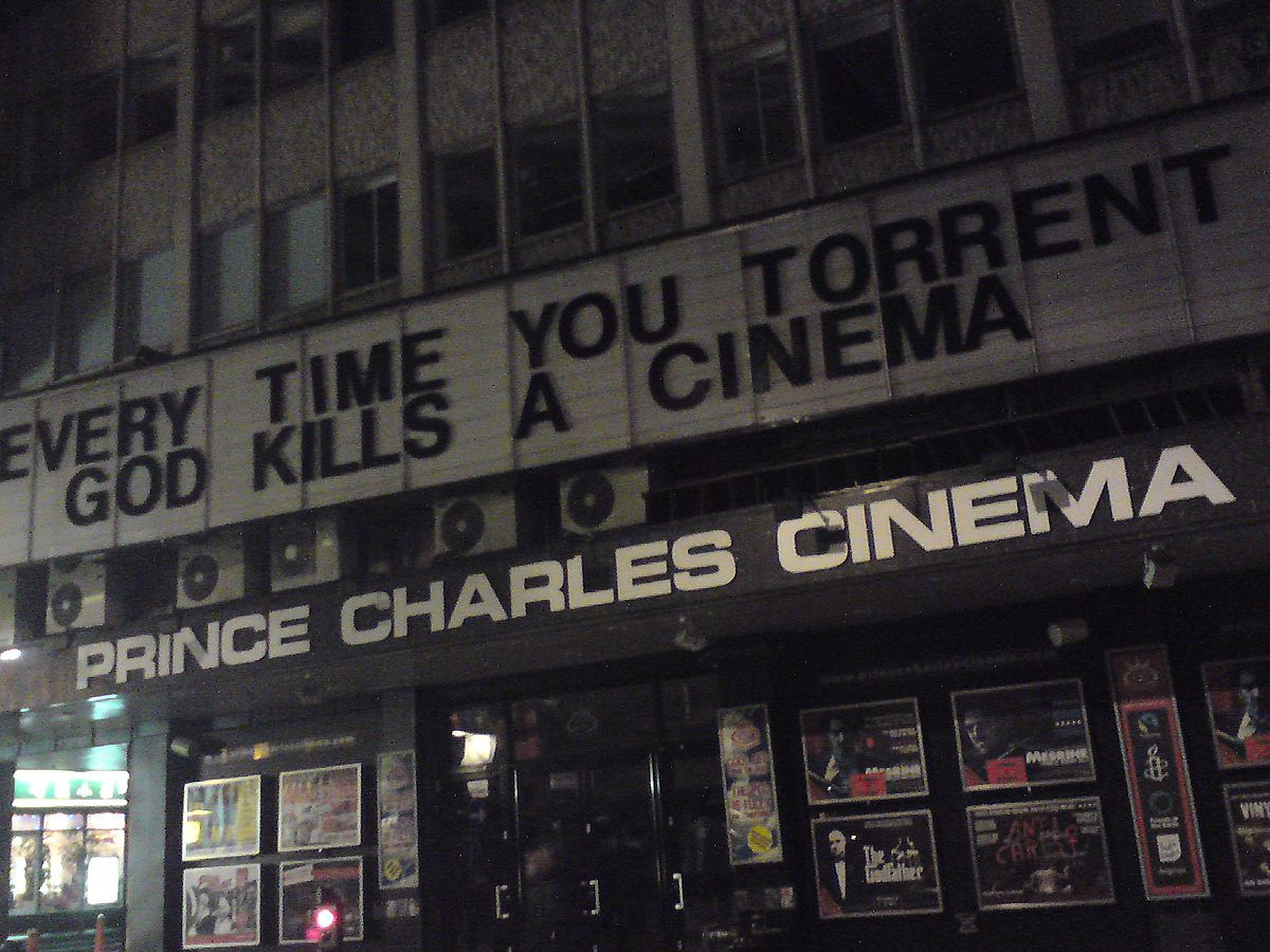 Prince Charles Cinema Wikipedia