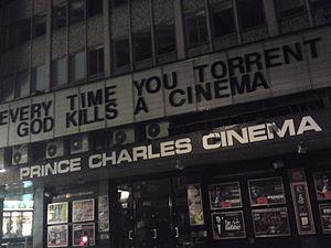 Prince Charles Cinema - Front
