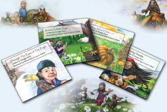 Native American disease and epidemics - Eagle books are a book series produced by the CDC to inform Native American children about healthy lifestyles in order to prevent diabetes.