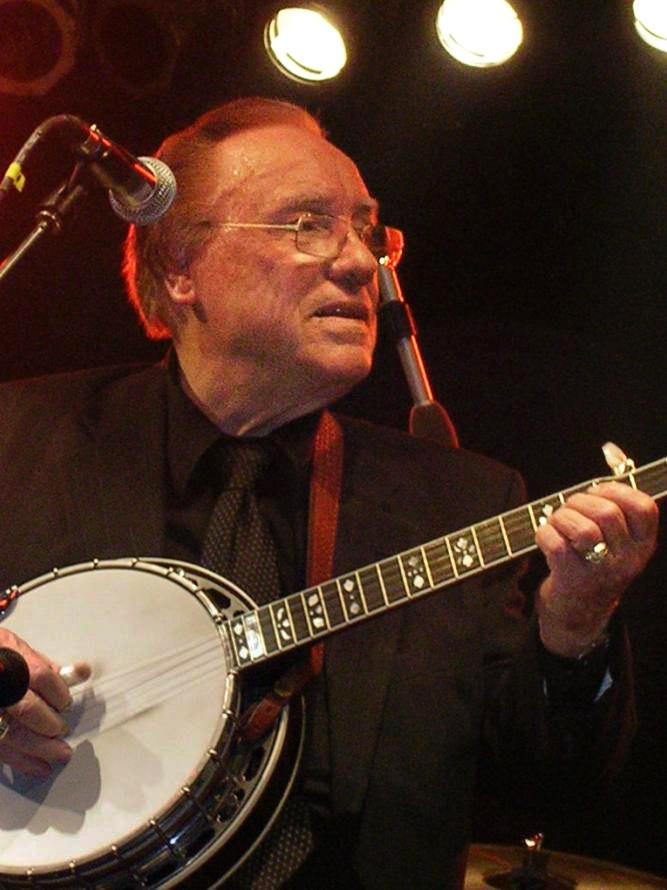 Earl Scruggs 2005