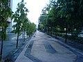 East view pedestrian dharmawangsa dalam, airlangga university - panoramio.jpg