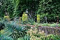 Easton Lodge Gardens, Little Easton, Essex, England ~ Italian Garden border.jpg