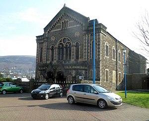 Ebenezer Chapel, Aberavon - Image: Ebenezer chapel, Aberavon