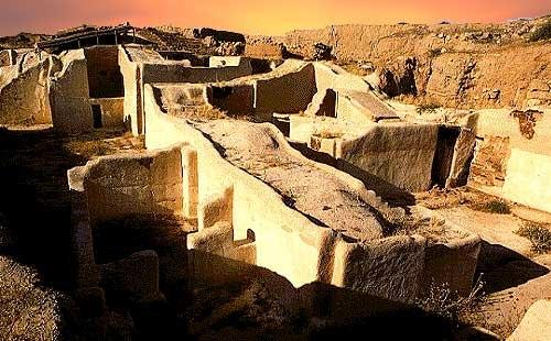 Ebla royal palace