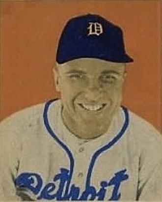 Eddie Mayo - Mayo's 1949 Bowman Gum baseball card