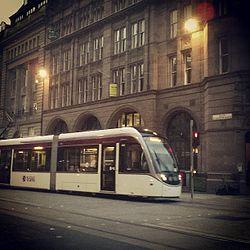 Edinburgh tram, 1 November 2014.jpg