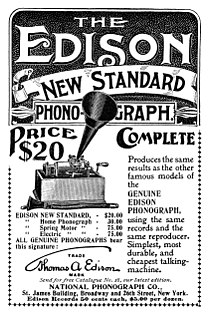 Edison New Standard Phonograph advertsiement 1898.jpg