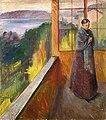Edvard Munch - On the Veranda.jpg