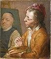 Een schilder aan het werk, circa 1712 - circa 1799, Groeningemuseum, 0043325000.jpg