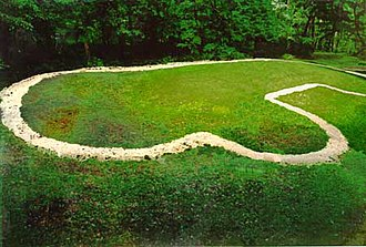 National Register of Historic Places listings in Allamakee County, Iowa - Image: Efmo little bear mound