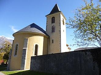 Le Glaizil - Image: Eglise Le Glaizil