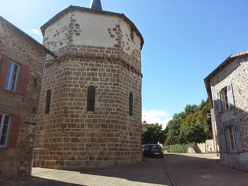 Eglise de Brillac