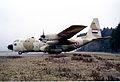 Egypt - Air Force Lockheed C-130H Hercules (L-382); SU-BEW@ZRH;01.02.1997 (5237570371).jpg